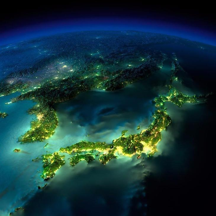 Захватывающий вид на Землю из космоса. история, факты