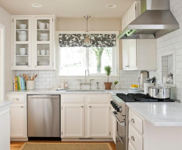 Кухня во французском стиле. Идеи для дизайна (70 фото)