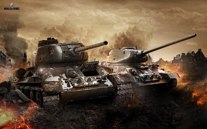 Игроков World of Tanks сравнили с ополченцами Донбасса
