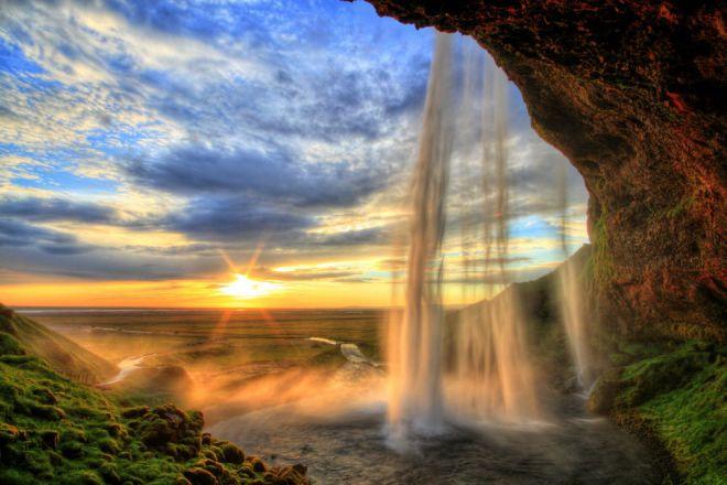 Сказочная Исландия