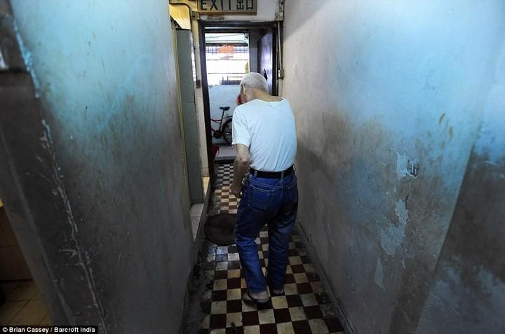 Жильё для бедных в Гонкоге…