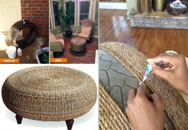 Своими руками идеи для дома мебель