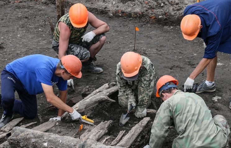 Найденная в Москве археологами древняя подземная улица будет включена в парк Зарядье
