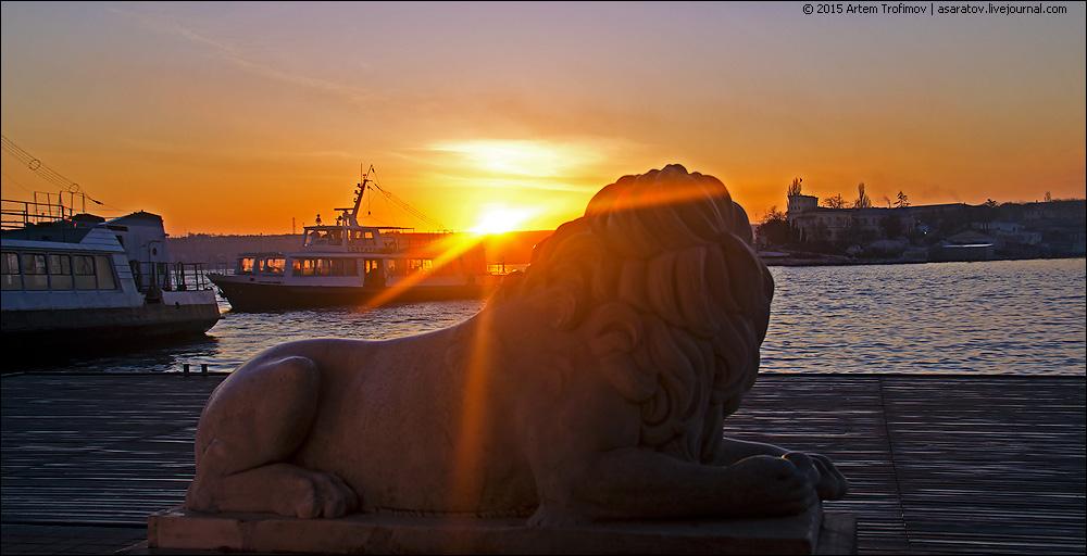 В Севастополе творится нечто невероятное!
