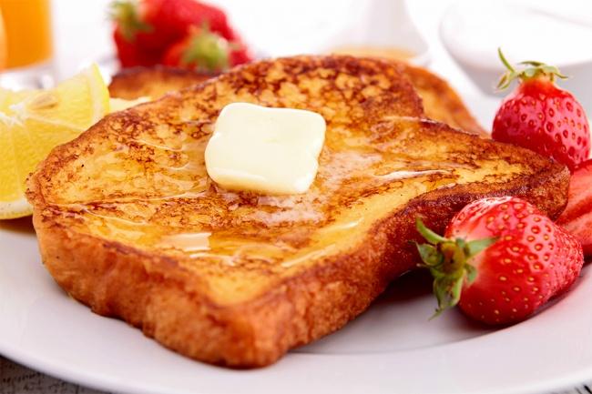 5 вкуснейших завтраков за 5 минут
