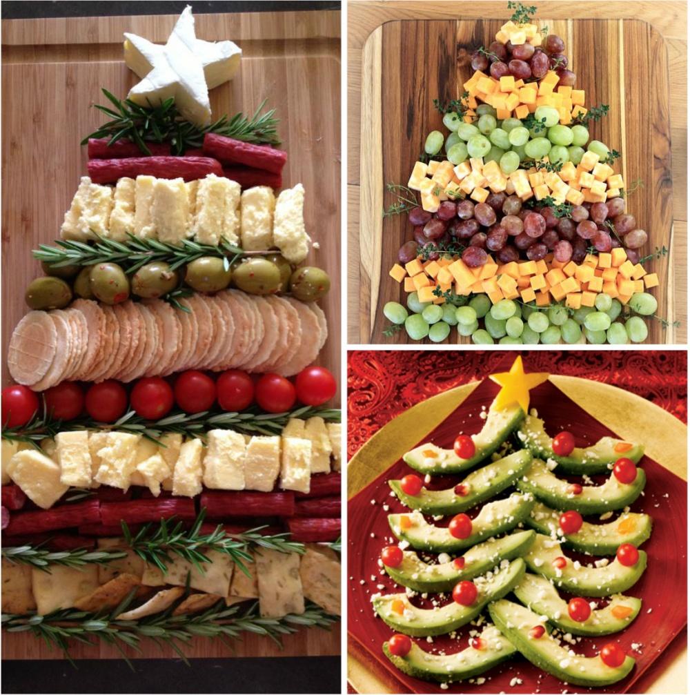 15 способов украсить новогодние блюда
