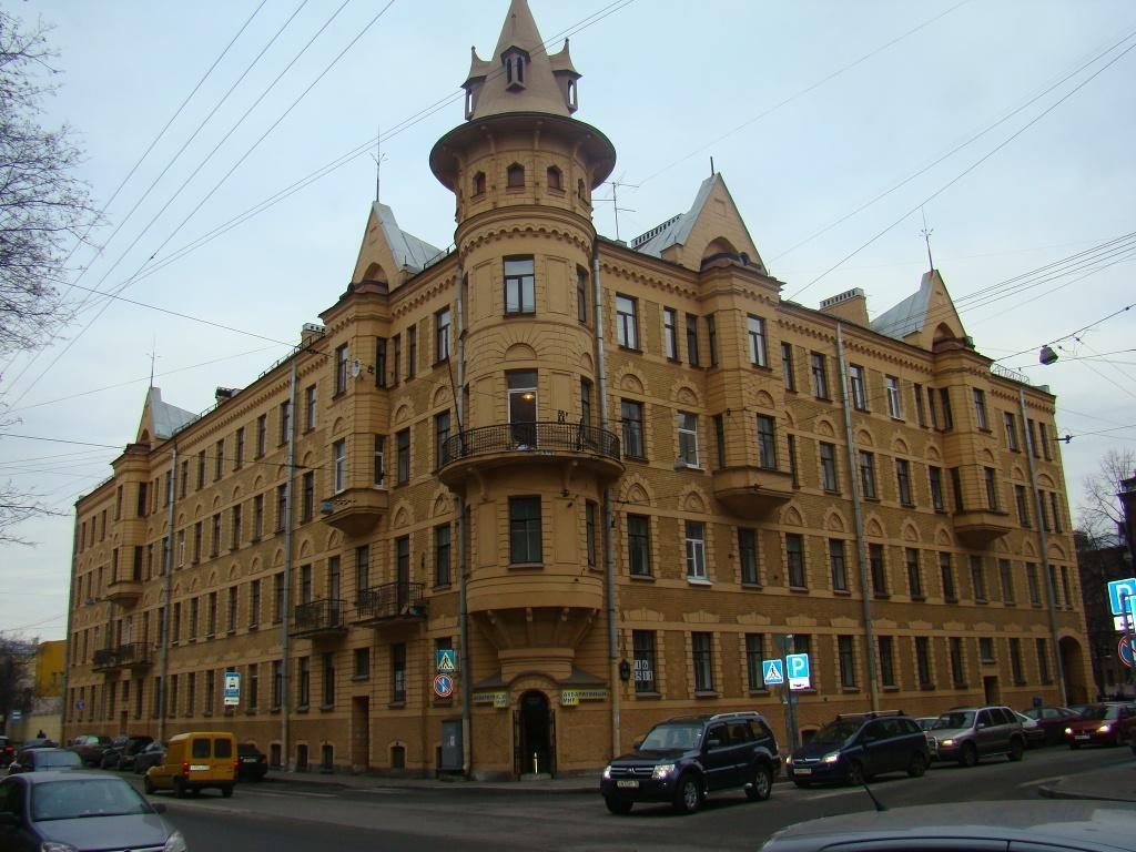 Башенки Санкт-Петербурга