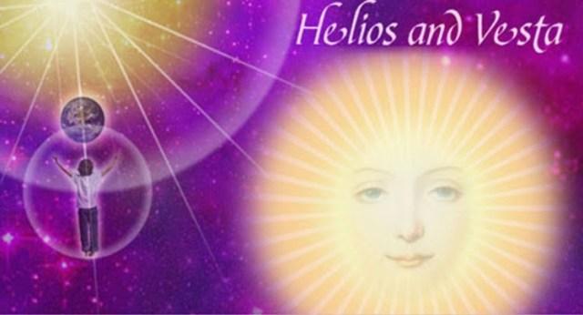 Гелиос и Веста для человечества!