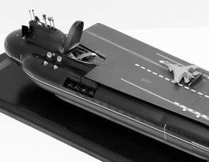 Проект российского подводного авианосца напрасно высмеивают