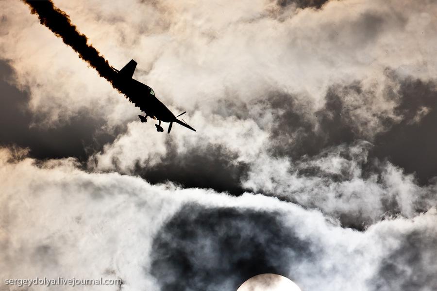 1130 Авиасалон в Бахрейне: Фотографии, сделанные против солнца