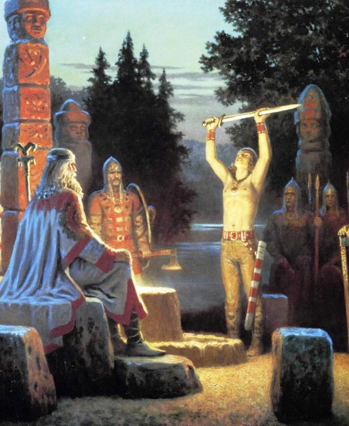 Почему история Руси до креще…