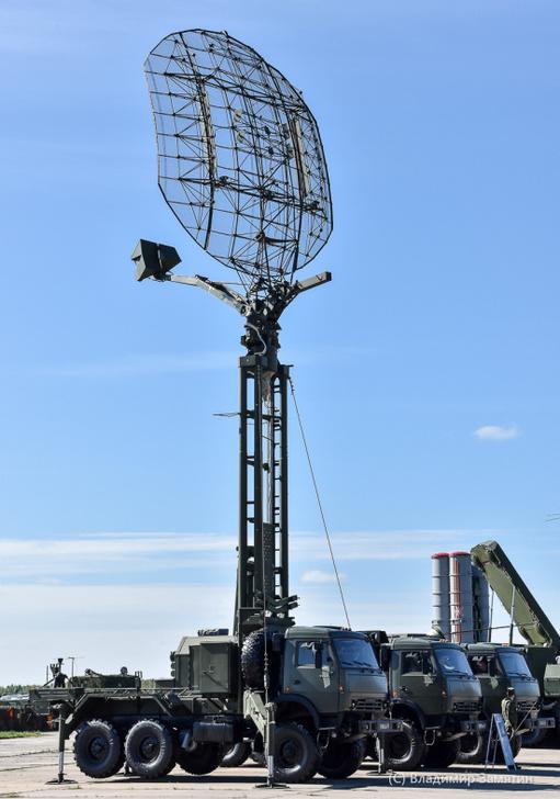 В радиотехнический полк ЮВО поступила новая радиолокационная станция «Каста-2»