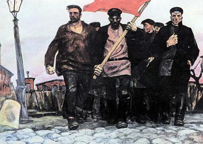 Власть Воров в Законе и революция