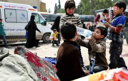 Сирийская провинция Латакия приняла уже около миллиона беженцев