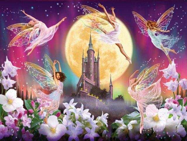 Волшебница ночь