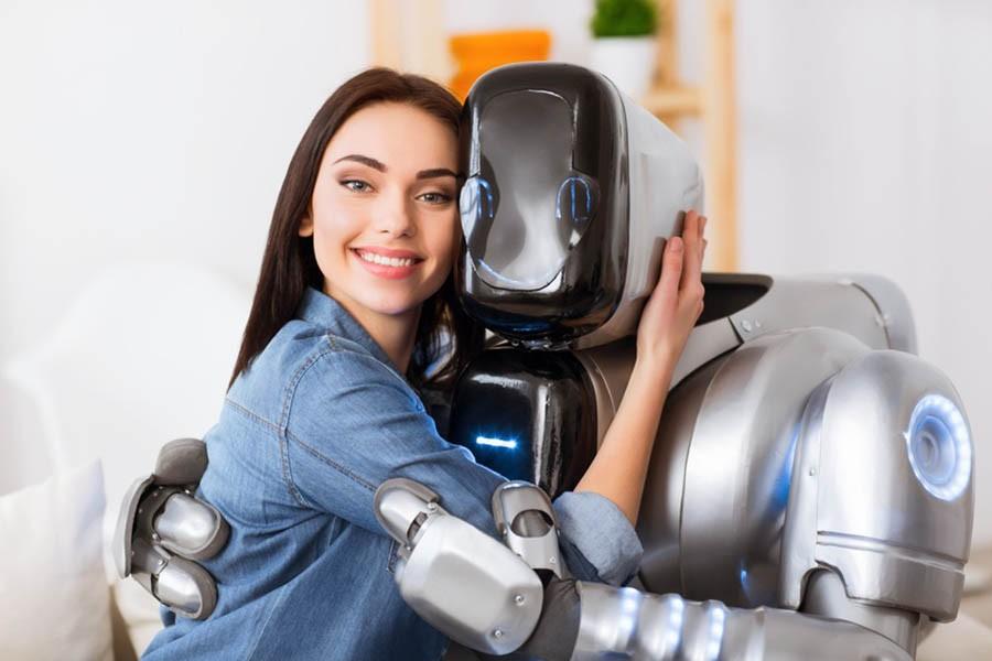 Любовник-робот. Теперь и для женщин