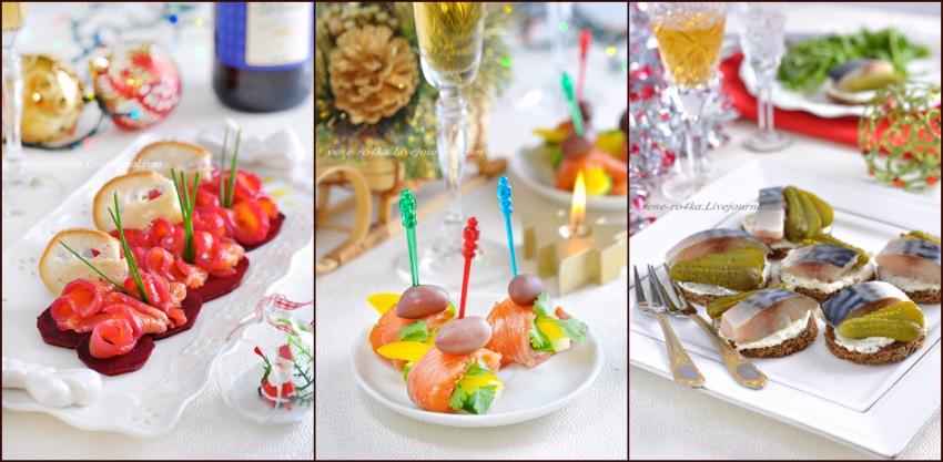 Три способа засолки рыбы к новогоднему столу