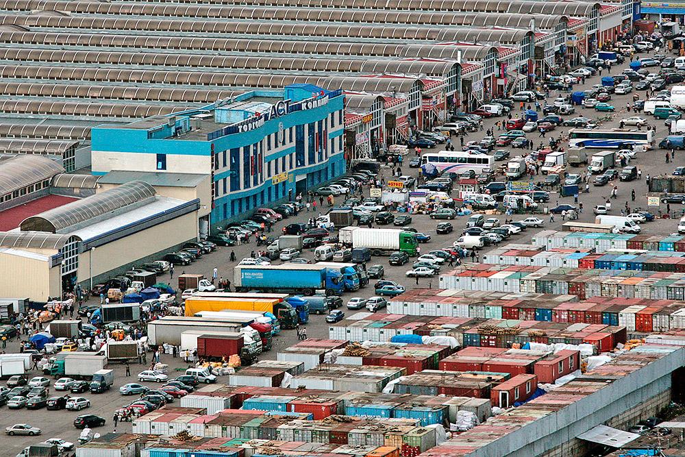 Черкизовский рынок: