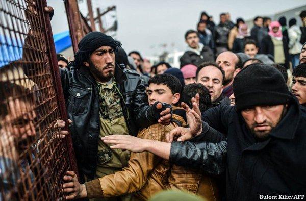 Европейские политики предсказали, что Россия захлебнется от потока беженцев