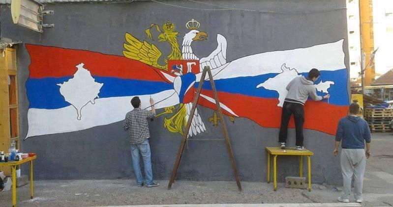 В СЕРБИИ РАЗГОРЕЛСЯ СКАНДАЛ ИЗ-ЗА СЛОВ О РОССИИ И КОСОВО