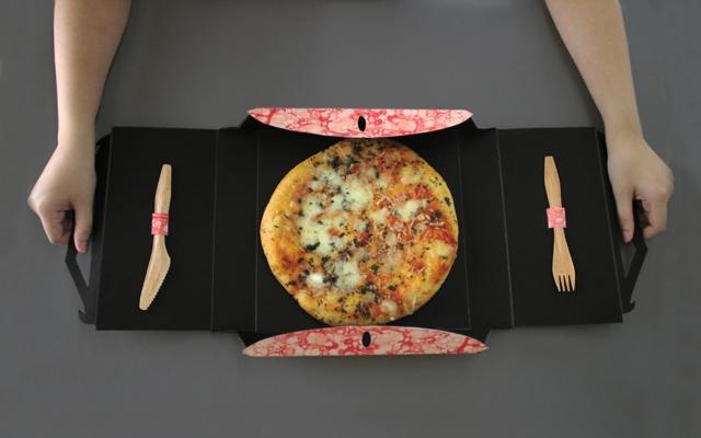 ... и пиццу тоже
