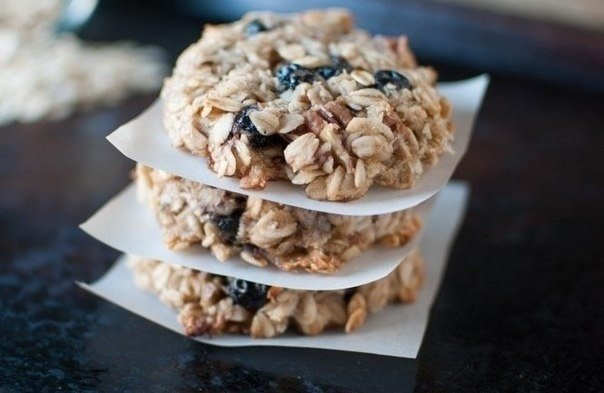 Полезный десерт: безглютеновое печенье с орехами
