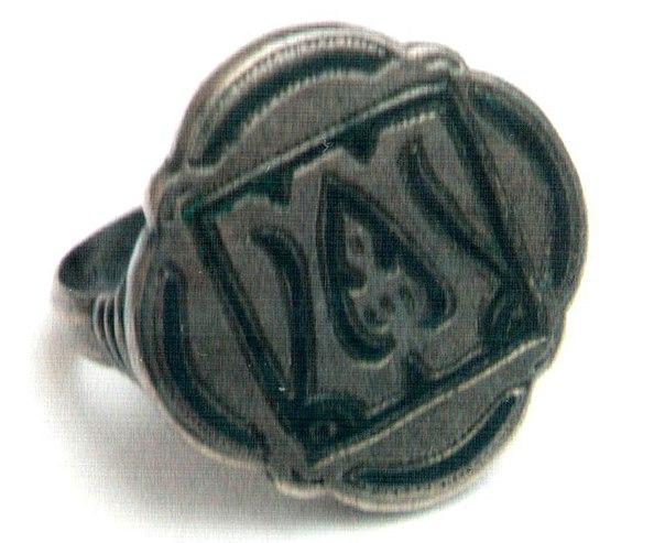перстень со знаком льва