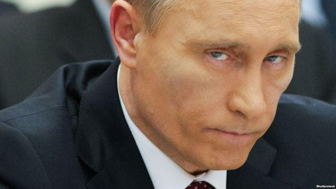 Почему так медленно? Многоходовочки от Путина