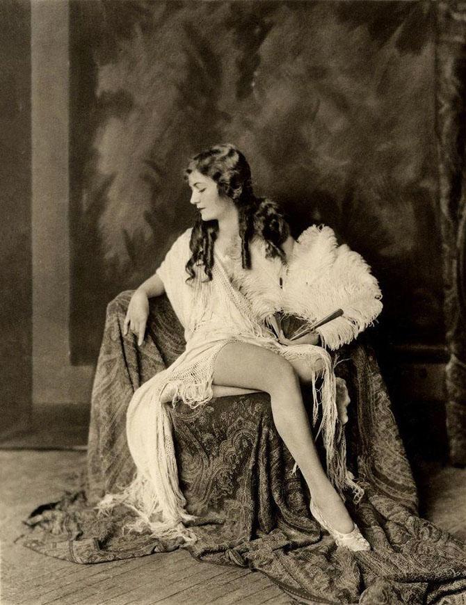 Самые сексуальные актрисы Бродвея 1920-х годов
