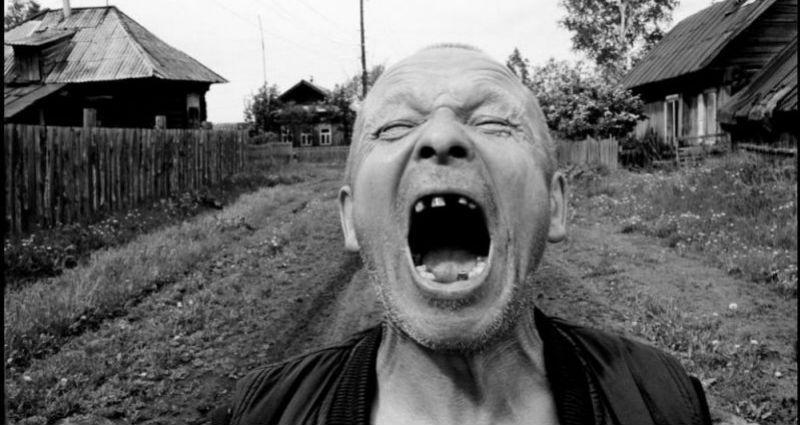 Американский фотограф снял фотопроект об уральских бандитах