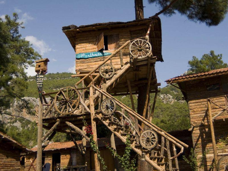 Необычные хостелы в Европе для тех, кто хочет экономить со смыслом