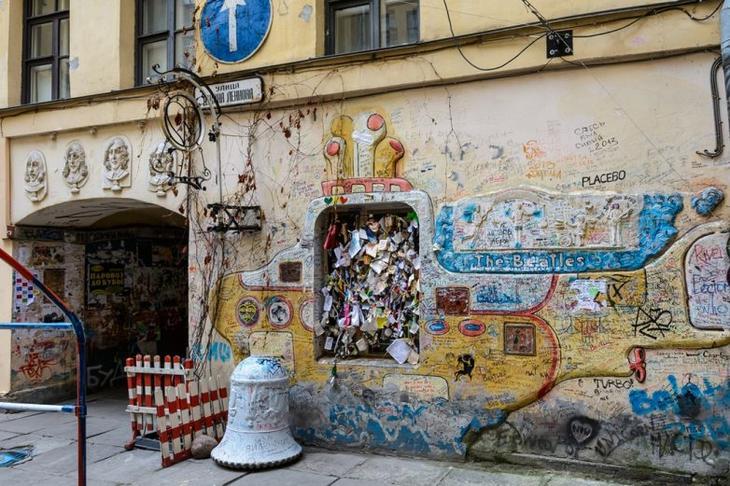 10 не самых популярных мест Санкт-Петербурга, которые обязательно стоит посетить