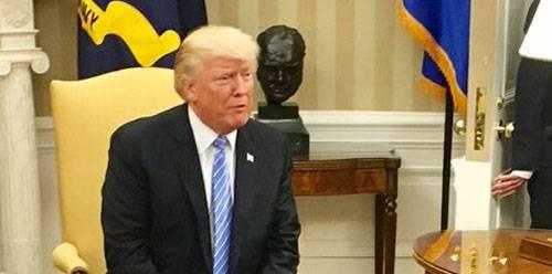 Трамп заявил, что рад высылке американских дипломатов из России