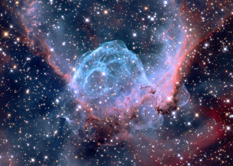 Нереально конечно! Лучшие высококлассные HD фотографии космоса за 2015