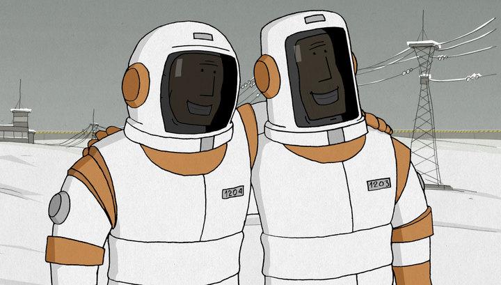 Российский мультик признан лучшим на Международным анимационном фестивале