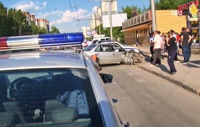 Возбуждено уголовное дело после крупного ДТП в центре Новосибирска