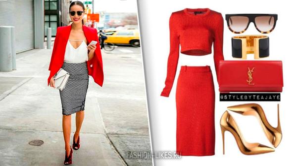 Одна юбка и миллионы восторгов: 9 образов с вещью, которая сделает стиль эффектным