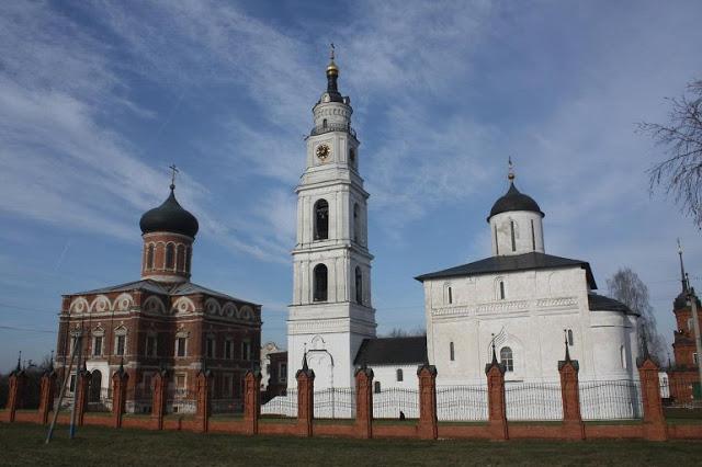 Волоколамск и его окрестности (12 фото)