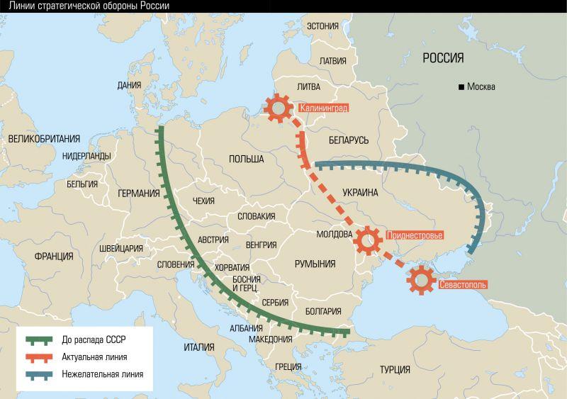 Крым, Донбасс и новый миропорядок Крым как непотопляемый авианосец