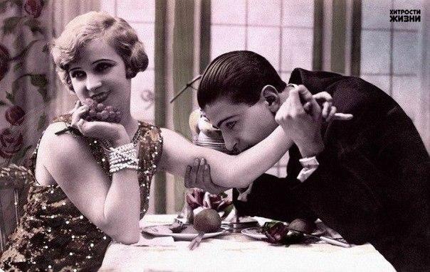 Как ведет себя на первом свидании приличная девушка - советы 1938 года