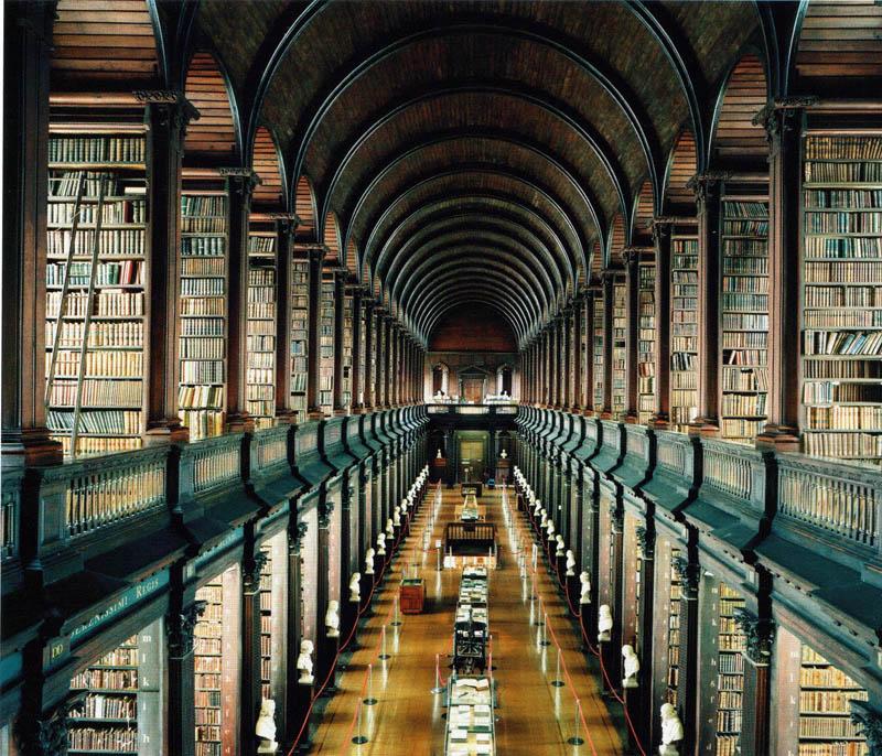 1142 15 самых красивых библиотек мира