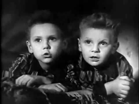 """Песня о Москве из кинофильма """"Чук и Гек"""" (1953)"""