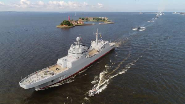 Гроза морей «Иван Грен» в октябре пополнит Северный флот