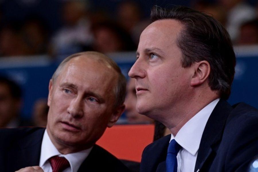 Кэмерон пригрозил Путину новыми терактами в Египте