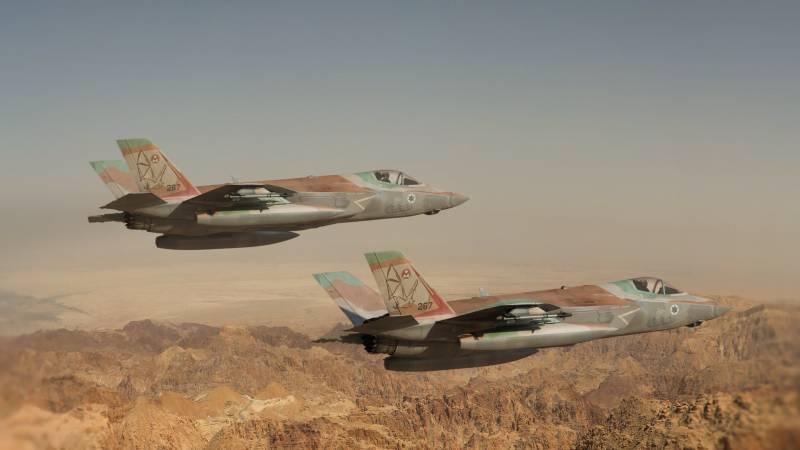 Знаковый прокол ВВС Израиля …