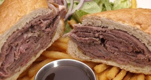 Французский бутерброд - я такие люблю)))