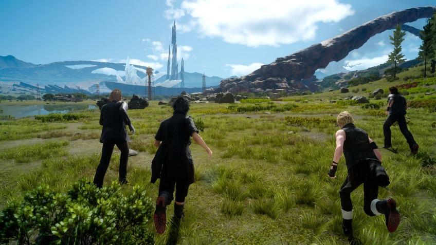 Открытый мир может появиться и в следующей Final Fantasy