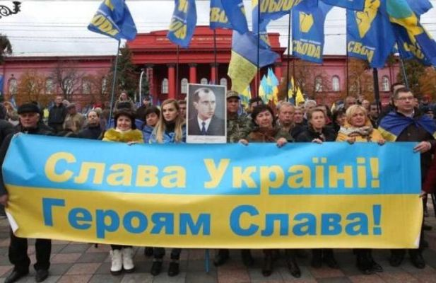 Почему лозунг «Слава Украине…