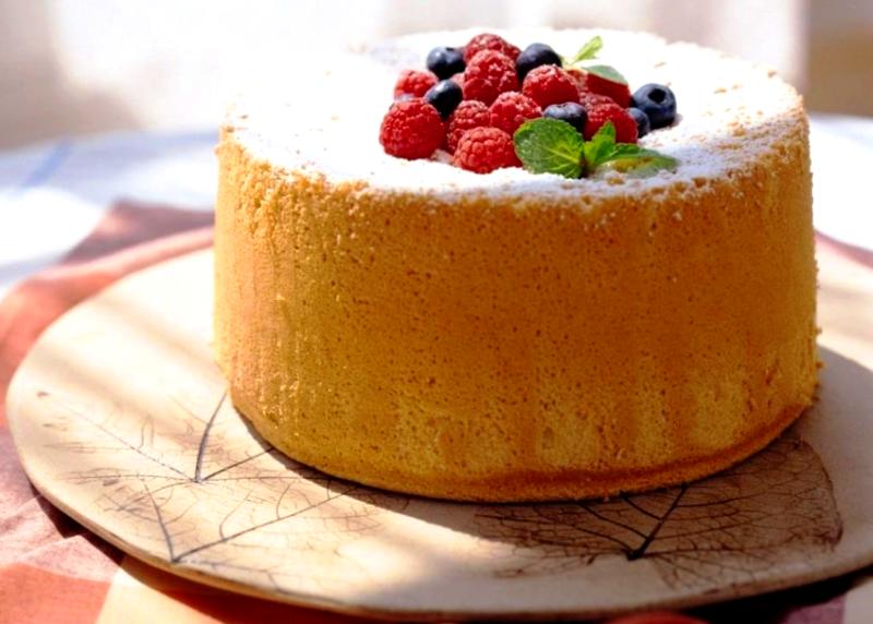 Как приготовить классический бисквит - очень подробный мастер-класс