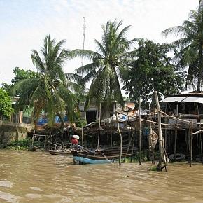 Рыбацкие приключения в Бангкоке